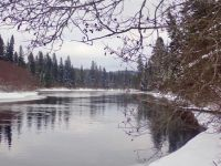 The Magpie River