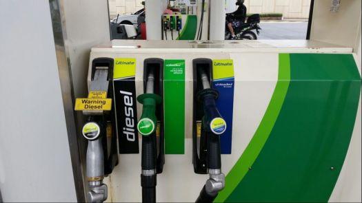 Aussie petrol bowser