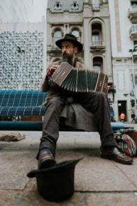 accordionist