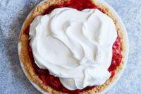 Say hi to Strawberry pie