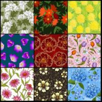 Flower patterns 75