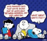 What about White Feet?