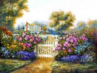 Treasure Of Fragrance by Carl Valente