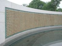 Portion of WWII Memorial, Washington, D.C.