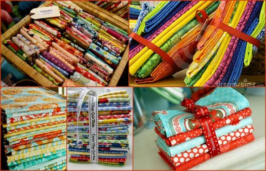 Fat Quarters - larger