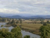 The Macleay Valley from Rudder Park LookOut