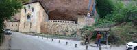 Church in a Cave, Jaca, Spain
