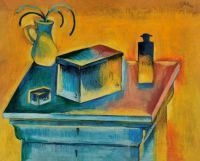 Zátiší s krabicí - Still Life with Box - 1912