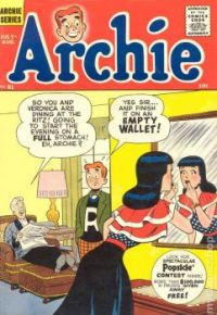 Archie: The Dinner Date
