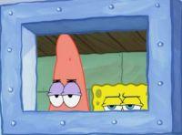 Spongebob and Patric