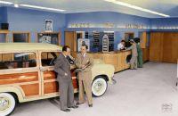 1950 - Ford dealership