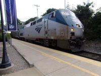 GE P42 Amtrak Downeaster