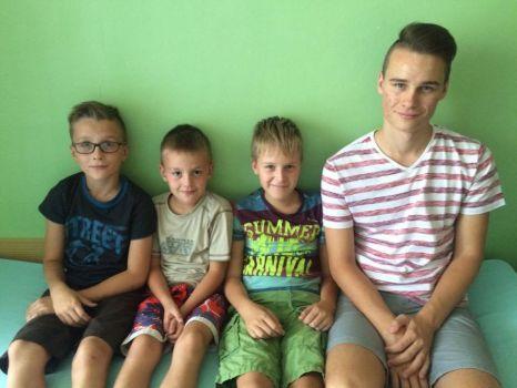 Vnuci