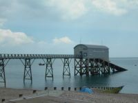 Selsey lifeboat station West sussex