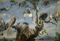 Frans Snyders--Concert of Birds