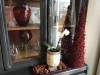 White orchid Xmas surprise
