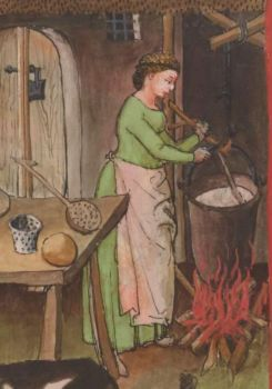 Cooking In The Middle Ages