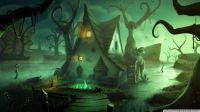 The Misty Swamp