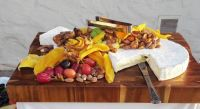 Fruit, Cheese, and Nut Board