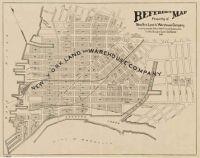 Long Island City Map (1900)