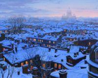 Saint Petersburg in Winter