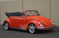 1969 Volkswagen 1500 Beetle Karman Cabriolet