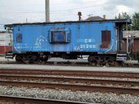 Conrail 21260 Caboose