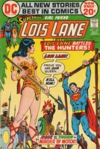 Superman's Girlfriend, Lois Lane #124