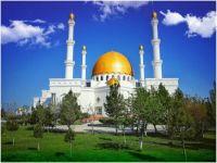 Turkmenistan Mosque Gurbanguly Hajji