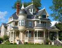 Pillow Thompson House - Victorian Mansion in Helena AK