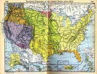 US Expansion since 1803