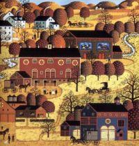 Amish Valley - Charles Wysocki