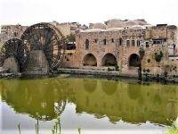 The Huge Waterwheels of Hama