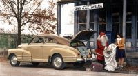 1942 Chevrolet Aerosedan