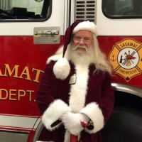Santa loves first responders!