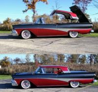 1958 Ford Fairlane 500 Skyliner!   Bandit...