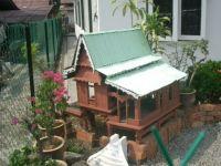 Miniature Malaccan house