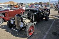 '32 Ford Roadster Pickup with a Flathead
