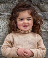 Cute Little Girl, photo by Asmar Hussain