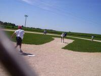 I am batting at The Field Of Dreams
