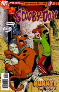 Scooby Doo: The Mummy
