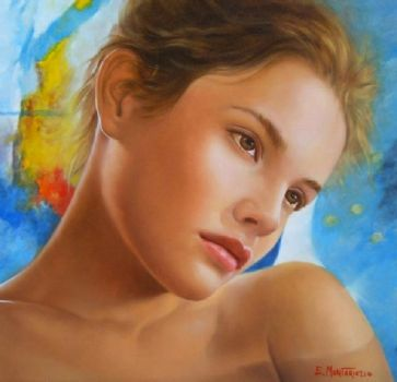 Ennio Montariello Feminine beauty