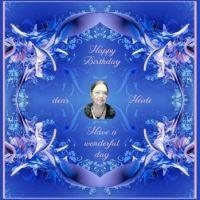 Happy Birthday dear Heidi (Surreal_Heidi)