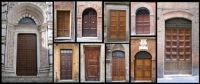 An Second Entrancement* of Doors, Siena  (large)