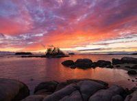 Stonington Maine Rocks Island