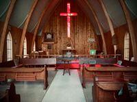 St Christopher's Church, Saturna Island