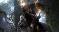 The Witcher 3 Wild Hunt - Geralt and Yennefer