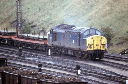 Tinsley Marshalling Yards 1984