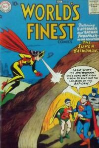 WORLD'S FINEST 1