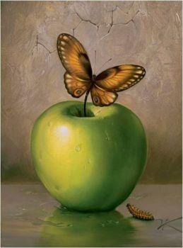 Dalis' apple